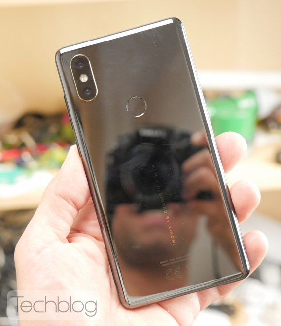 Xiaomi Mi Mix 2S ελληνικό hands-on video review
