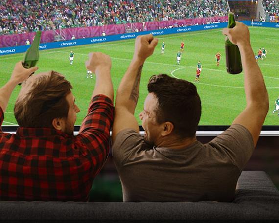 Με ταχύτητες devolo ο τελικός του παγκοσμίου κυπέλλου, Γαλλία – Κροατία