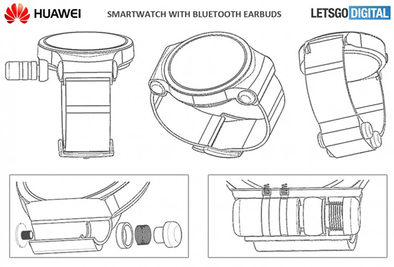 huawei smartwatch bluetooth case1