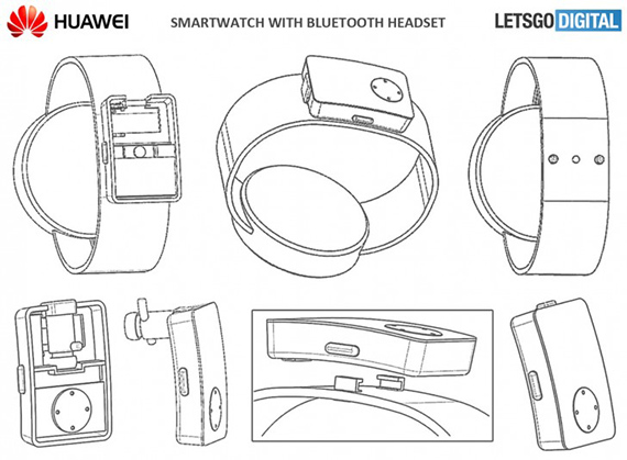 huawei smartwatch bluetooth case2