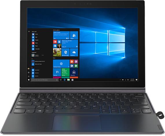 Lenovo Miix 630: Notebook με Snapdragon 835 SoC, 4GB/128GB, σύνδεση LTE και 20 ώρες αυτονομία με 899 δολάρια