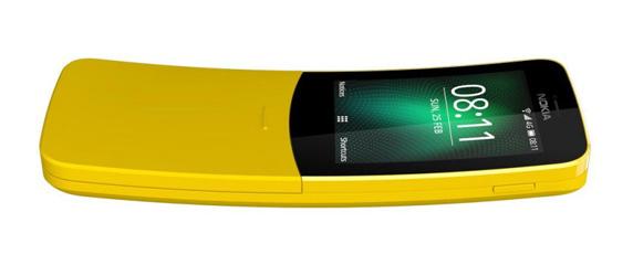 nokia 8110 4g-banana