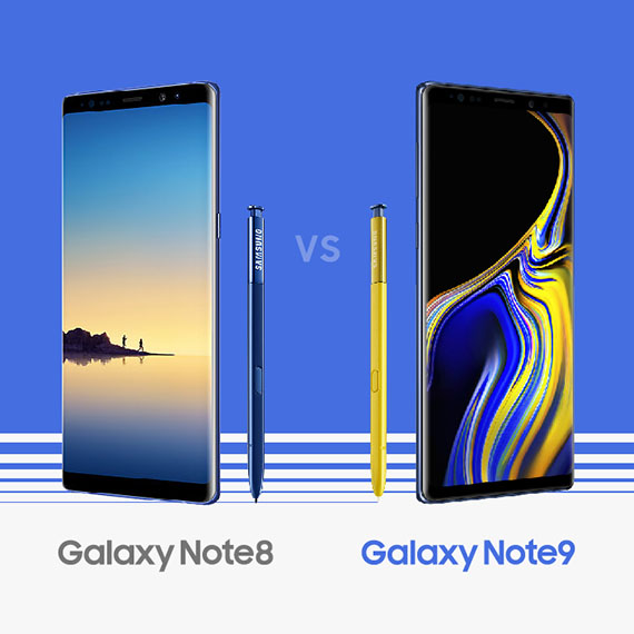 Galaxy Note9 Spec Comparison-EN