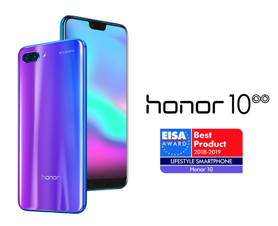 Honor 10 EISA 2018