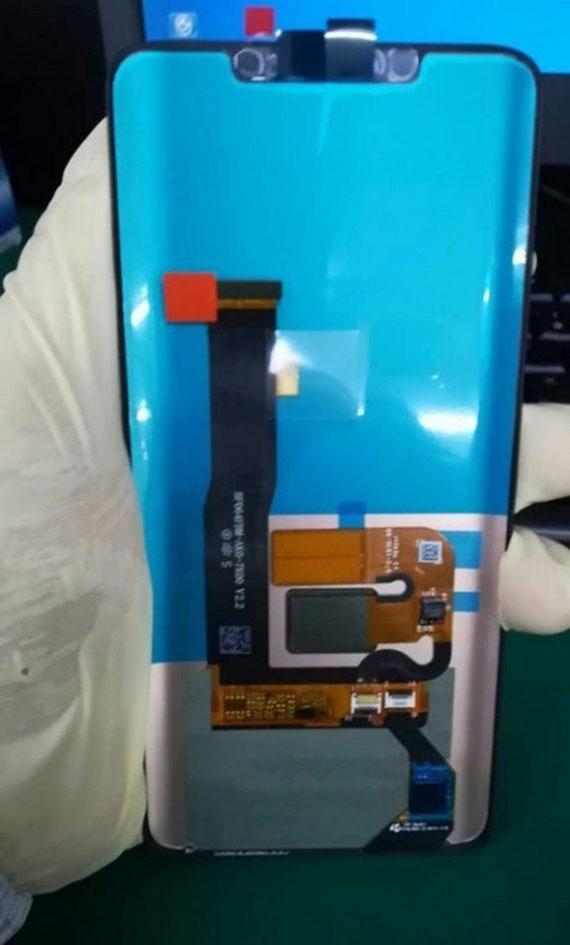 Huawei Mate 20 με 3D αναγνώριση προσώπου και in-display fingerprint scanner;