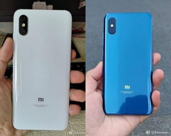 Xiaomi Mi 8x real photos