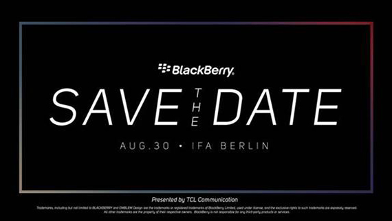 blackberry ifa2018a