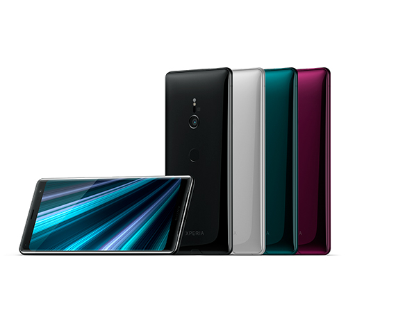 xperiaxz3 colours