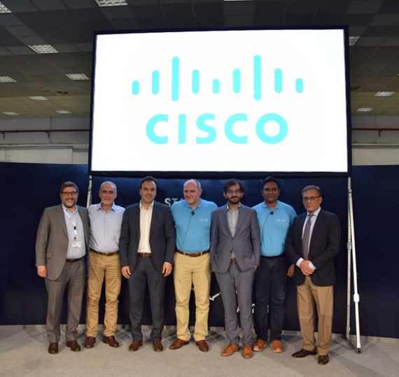 Cisco Networking Academy TIF 2018
