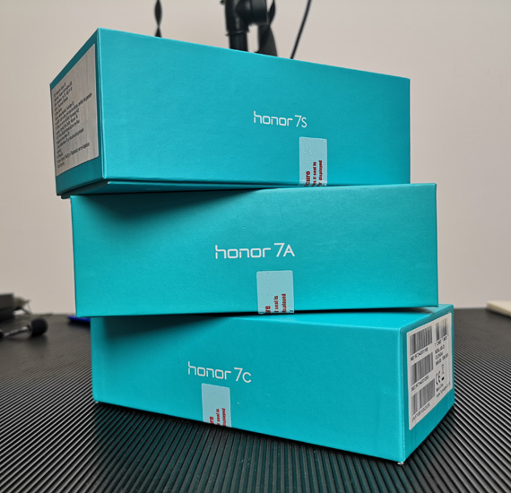 Giveaway Honor 7