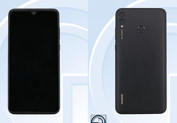 HUAWEI ARS-XXX black all