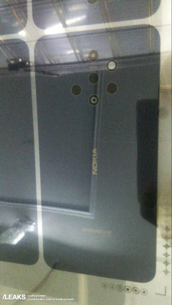 Nokia-handset-with-five-cameras-leak-