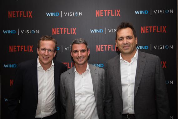 Wind Netflix