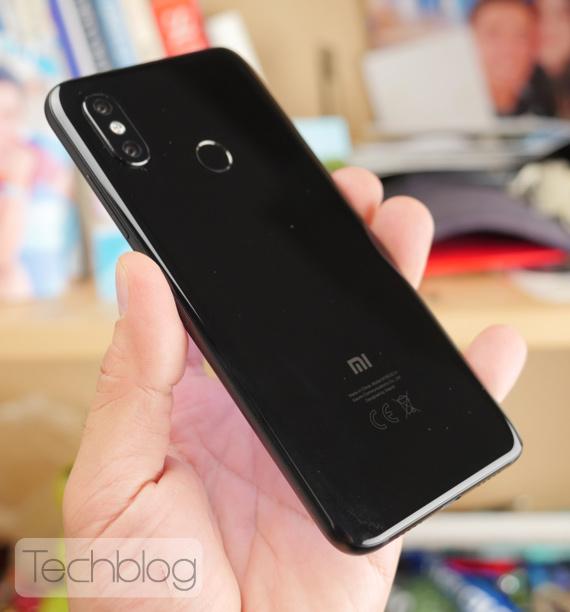 Xiaomi Mi8 hands-on Techblog