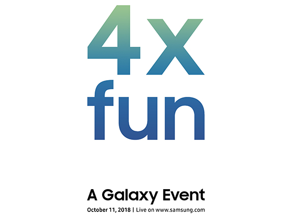 galaxy event october