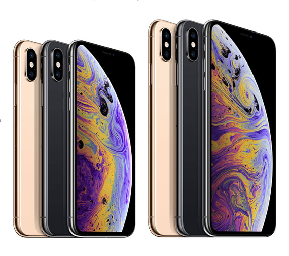 iPhone XS and =iPhone XS Max 2