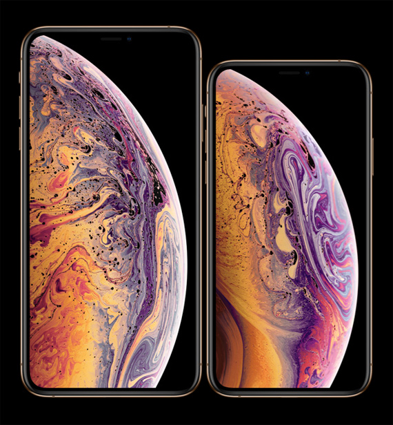 iPhone XS and =iPhone XS Max