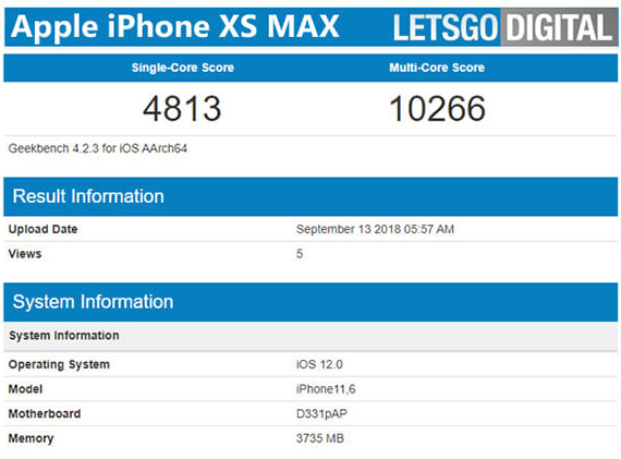 iphonexsmaxgeekbench