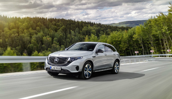 mercedes benz eqc1