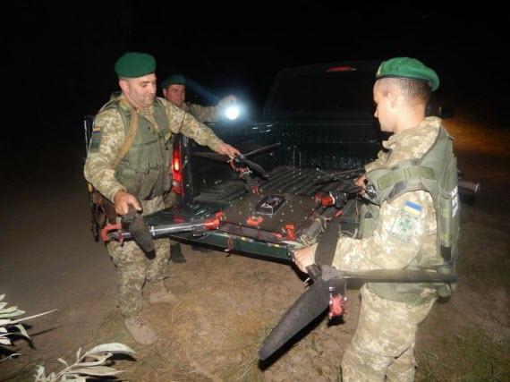 ukraine patrol border