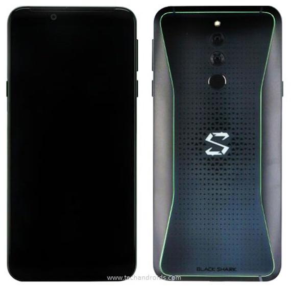 Το gaming smartphone Black Shark 2 αποκαλύπτει το σχεδιασμό του στην TENAA