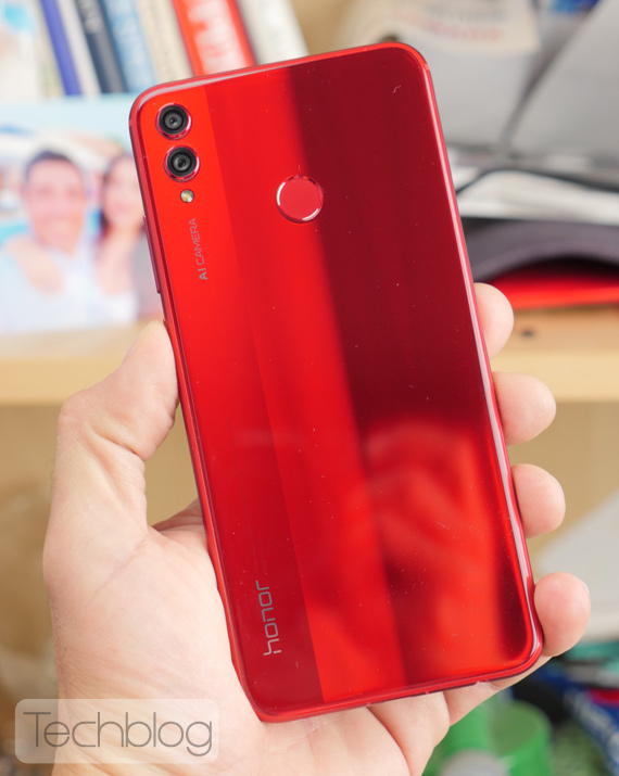 Honor 8X ελληνικό hands-on review Techblog