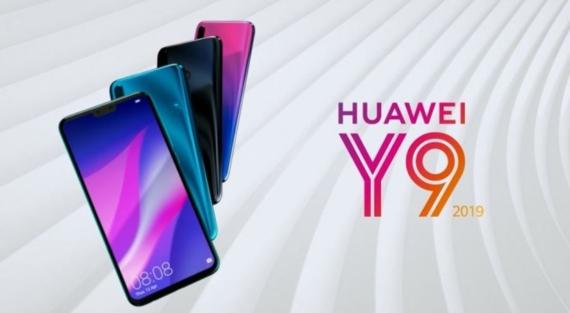 Huawei Y9 1