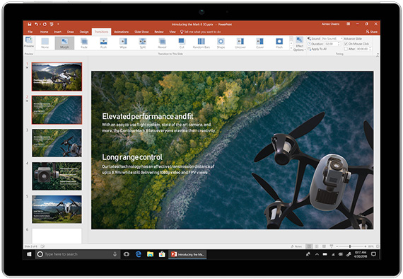 Office 2019 PowerPoint