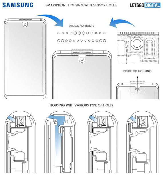 galaxy patent notch
