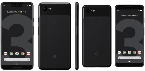 google pixel 3 and pixel 3 xl leak 2