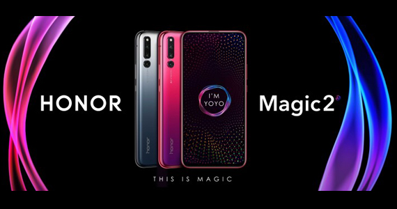 honor magic2 4