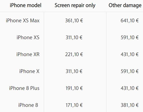 iphonxr repair