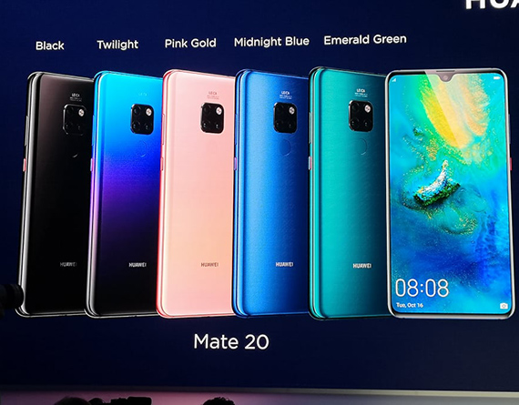 mate20series more