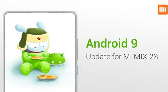 mimix2s androidpie