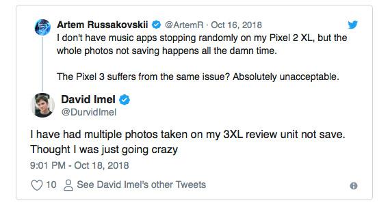 pixel3 3xl photosave problem2