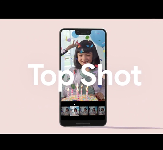 pixel3 topshot