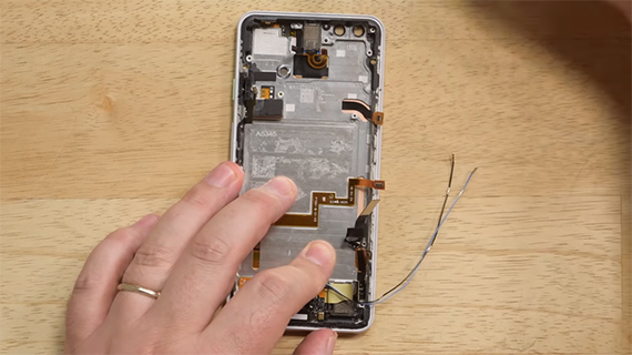 pixel3xl teardown