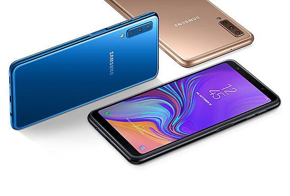 Galaxy smartphone με Snapdragon 710