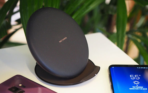 sasmung wireless charge