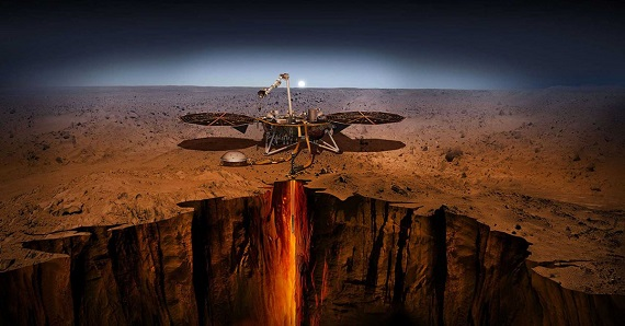 Nasa's Insight