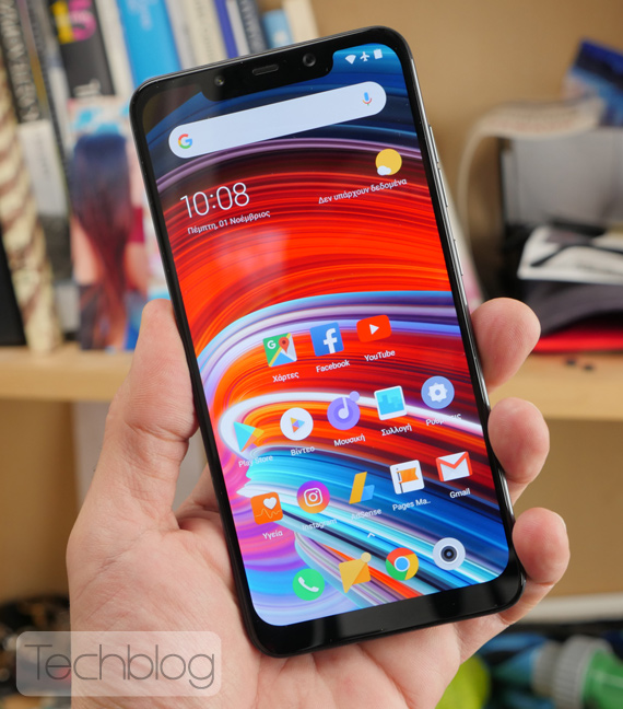 Xiaomi Pocophone F1 Techblog hands-on
