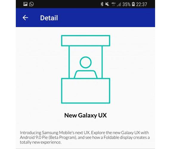 androidpie beta uxfoldable