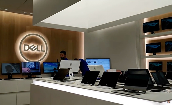 dell excl store