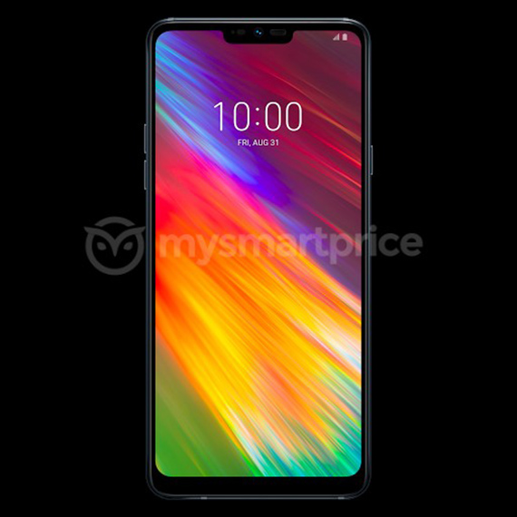 lg q9 press render