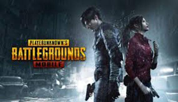 Συνεργασία ανάμεσα σε Resident Evil 2 και PUBG Mobile