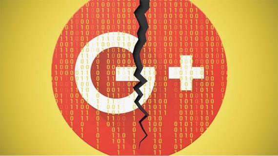 Data bug του Google+ επισπεύδει το κλείσιμο του