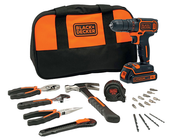 Black+Decker BDCDC18HTSA