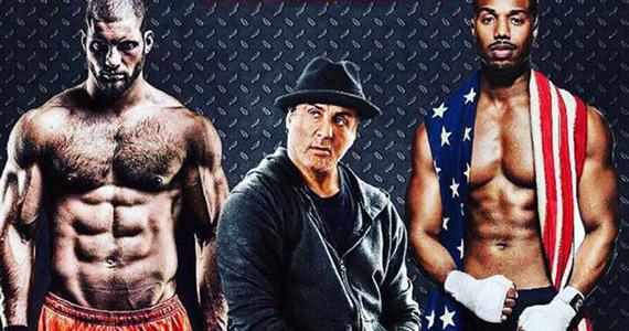 Ο Sylvester Stallone λέει αντίο στον ρόλο του Rocky Balboa