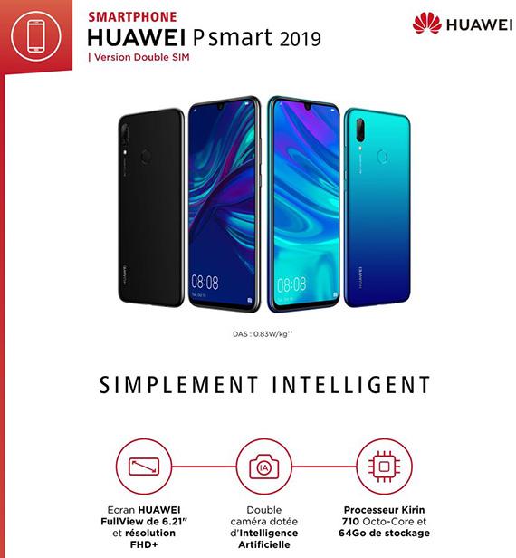 Κατάστημα στη Γαλλία αποκαλύπτει τα χαρακτηριστικά και το design του Huawei P Smart (2019)