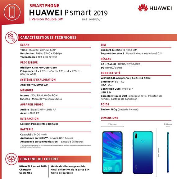 huawei psmart19 2